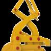 Автоматический захват для рулонов