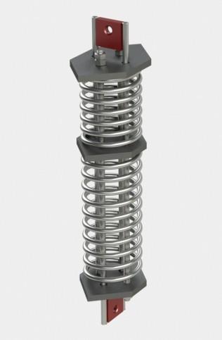 Блок пружинный для подвесок трубопроводов АЭС и ТЭЦ ОСТ 108.275.59