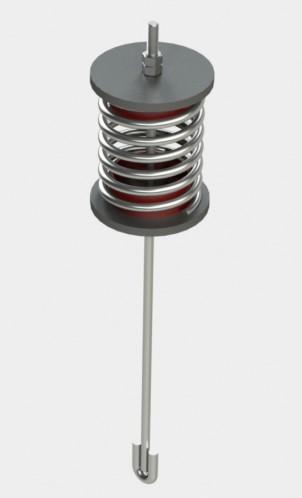 Блок пружинный для подвесок трубопроводов АЭС и ТЭЦ ОСТ 108.275.60