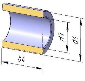 Ролики DIN 8169 для конвейерных цепей М112