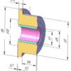 Ролики DIN 8169 для конвейерных цепей М28