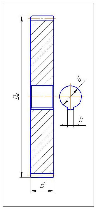 Шестерни вальцевых станков А1-БЗН