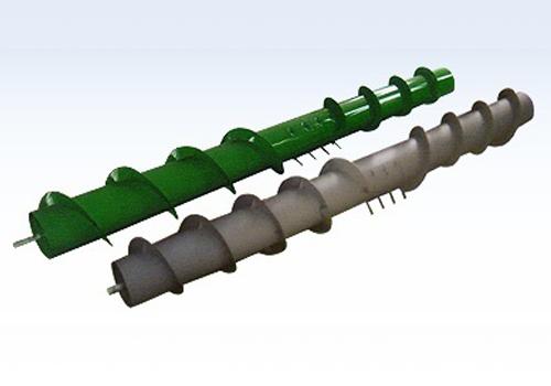 Спираль шнека для сельскохозяйственной техники