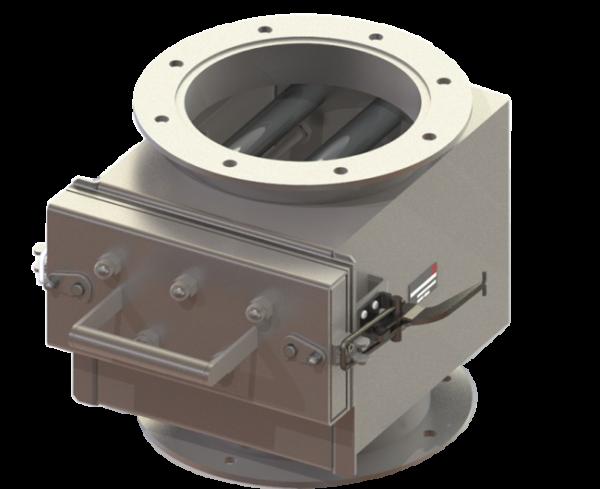 Стержневой магнитный сепаратор СМК