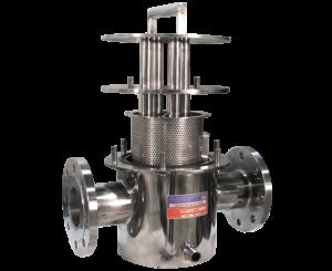 Стержневой магнитный сепаратор СМТП-2 с обогревом
