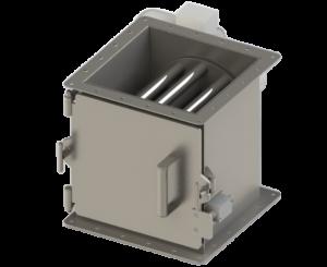 Стержневой магнитный сепаратор СМВР